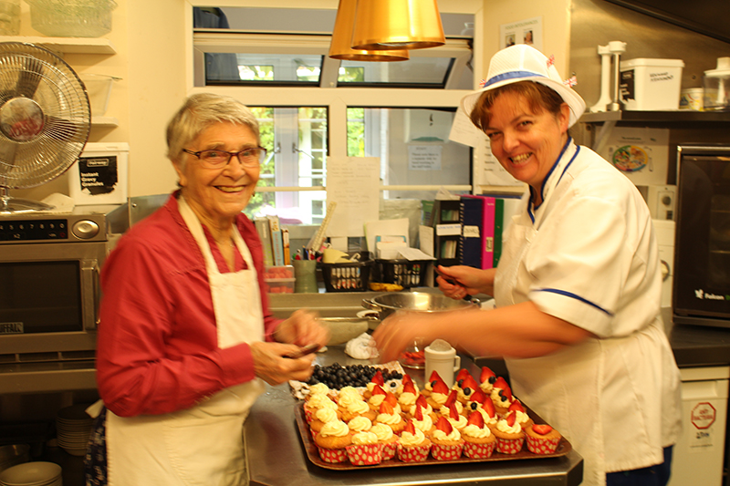 Catering at Tracey House Care Home