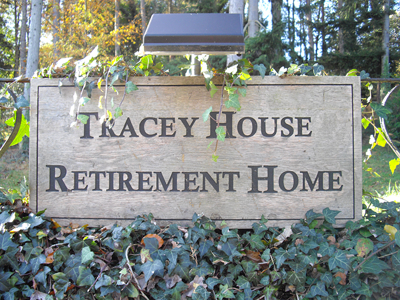 Tracey House Retirement home in Bovey Tracey